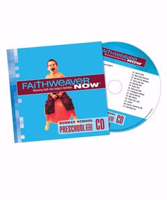 FaithWeaver Now Preschool CD, Winter 2018 (CD-Audio)