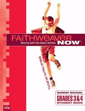 FaithWeaver Now Grades 3&4 Student Book, Winter 2018 (Paperback)