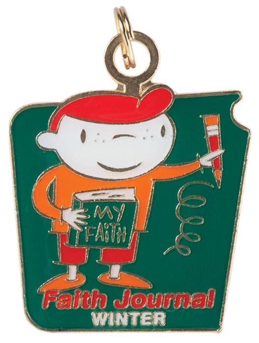 FaithWeaver Friends Elementary Faith Journal Key, Winter 18 (General Merchandise)