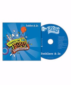 Hands-On Bible Toddlers CD, Winter 2018 (CD-Audio)