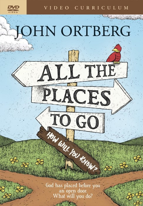 All The Places To Go . . . How Will You Know? DVD (DVD)