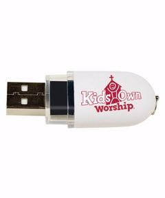 KidsOwn Worship USB Drive, Winter 2018 (USB)