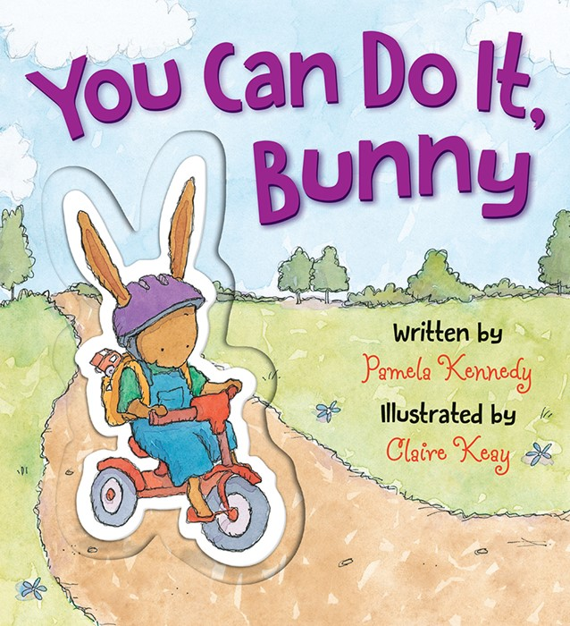 You Can Do It, Bunny (Board Book)