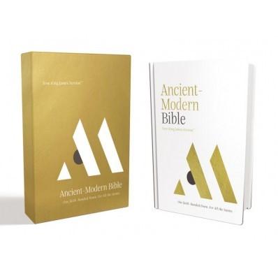 NKJV Ancient-Modern Bible, Comfort Print (Hard Cover)