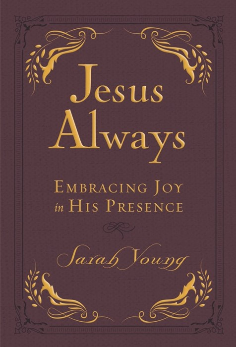 Jesus Always, Small Deluxe (Imitation Leather)