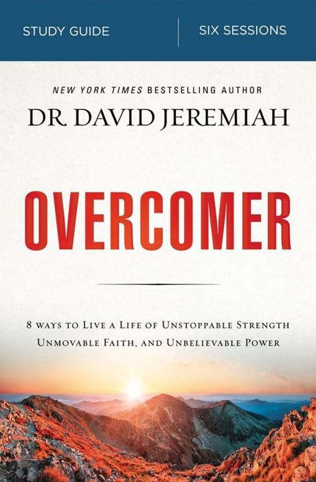 Overcomer Study Guide (Paperback)