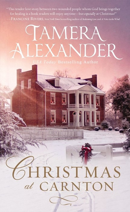 Christmas At Carnton (Paperback)