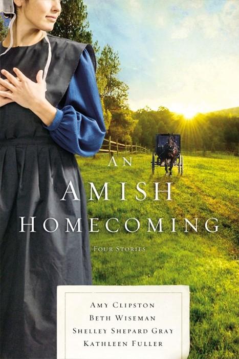 Amish Homecoming, An (Paperback)