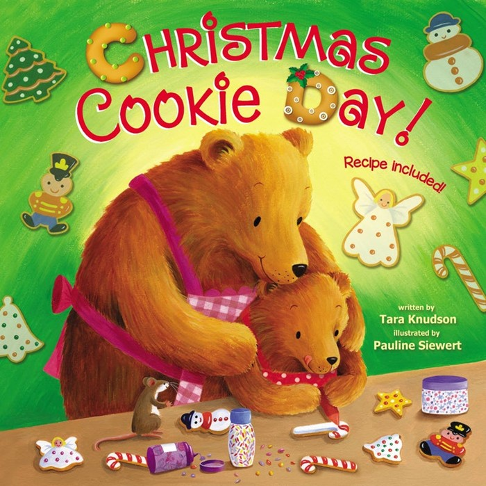 Christmas Cookie Day! (Board Book)