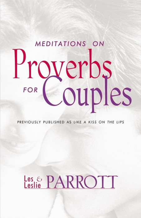Meditations On Proverbs For Couples (Paperback)