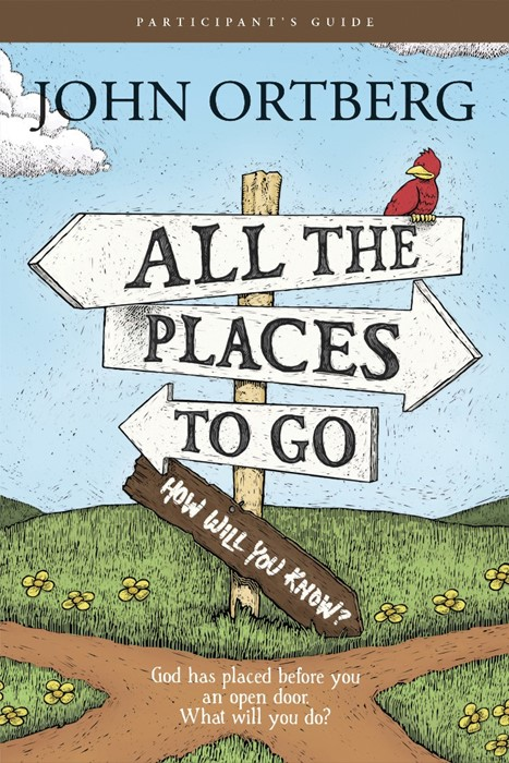All The Places To Go . . . How Will You Know? Participant's (Paperback)
