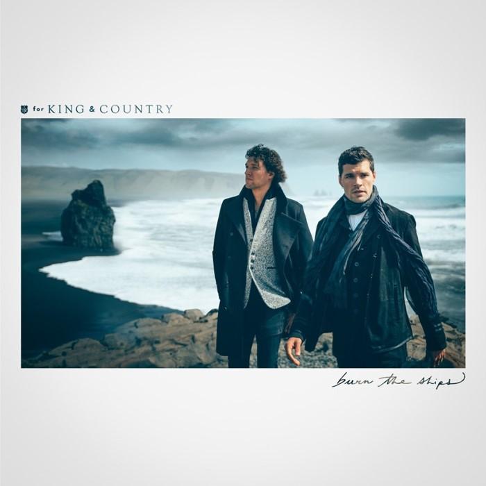 Burn The Ships CD (CD-Audio)