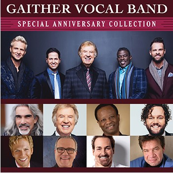 Gaither Vocal Band Special Anniversay Ed. CD (CD-Audio)