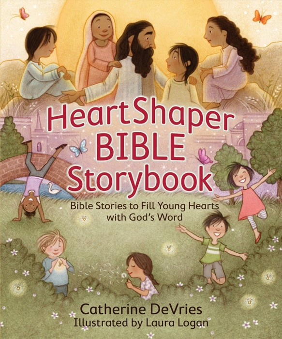 HeartShaper Bible Storybook (Hard Cover)