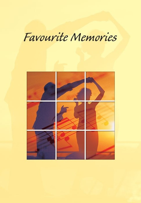 Favourite Memories, Large Print Words (Paperback)