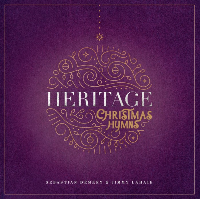 Heritage Christmas Hymns CD (CD-Audio)