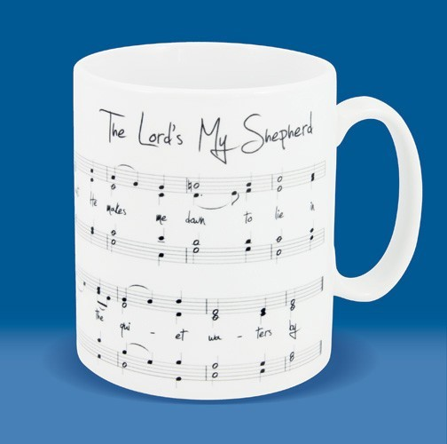Lord's My Shepherd Mug (General Merchandise)