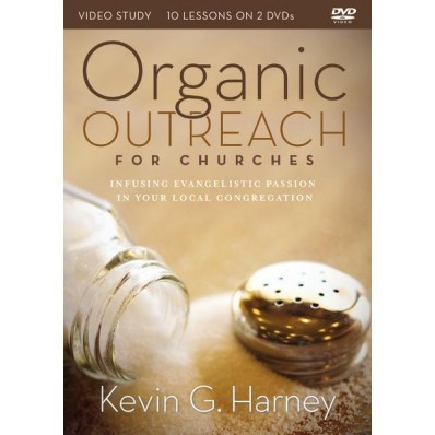 Organic Outreach For Churches Video Study (DVD)