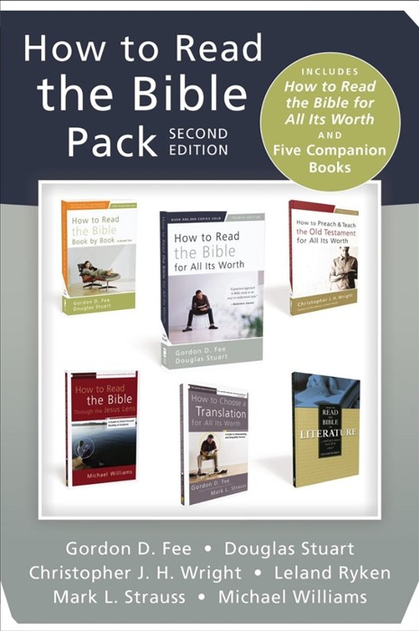 How To Read The Bible Pack, Second Edition (Paperback)