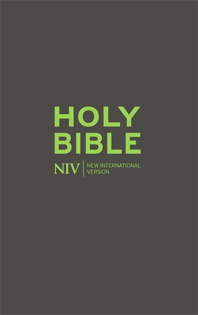 NIV Popular Soft-tone Bible with Zip (Paperback)