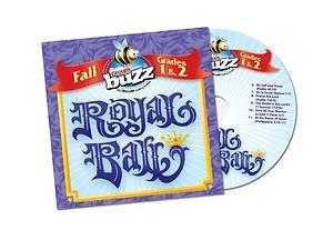 Buzz Grades 1&2 Royal Ball CD, Fall 2018 (CD-Audio)