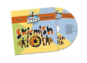 Buzz Grades 5&6 Skirmish CD, Fall 2018 (CD-Audio)