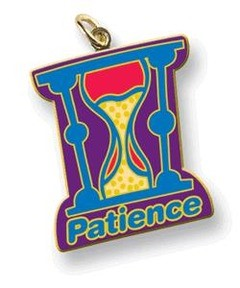 FaithWeaver Friends Elementary Patience Key, Fall 2018 (Keyring)