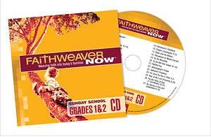 FaithWeaver Now Grades 1&2 CD, Fall 2018 (CD-Audio)