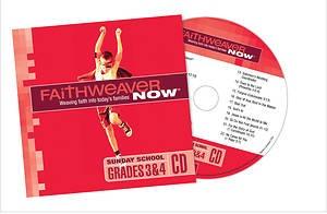 FaithWeaver Now Grades 3&4 CD, Fall 2018 (CD-Audio)
