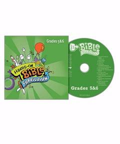 Hands-On Bible Grades 5&6 CD, Fall 2018 (CD-Audio)