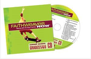 FaithWeaver Now Grades 5&6 CD, Fall 2018 (CD-Audio)