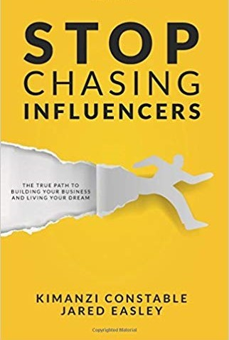 Stop Chasing Influencers (Paper Back)
