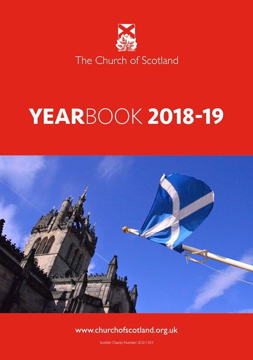 The Church Of Scotland Year Book 2018-2019 (Paperback)