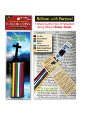 Bible Ribbons Plan Of Salvation (General Merchandise)