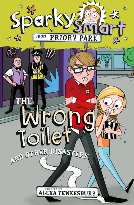 Sparky Smart From Priory Park: The Wrong Toilet (Paperback)