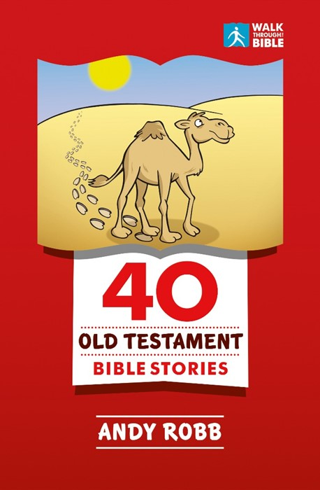 40 Old Testament Bible Stories (Paperback)