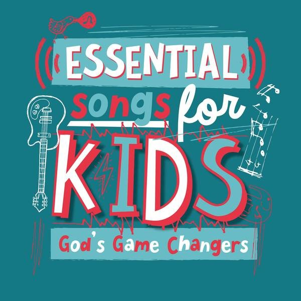 Essential Songs For Kids CD