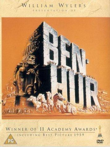 Ben-Hur (1959) DVD (DVD)