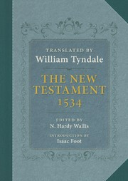 The New Testament Translated By William Tyndale (Hard Cover)