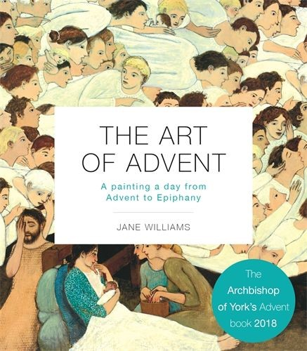 The Art Of Advent (Paperback)