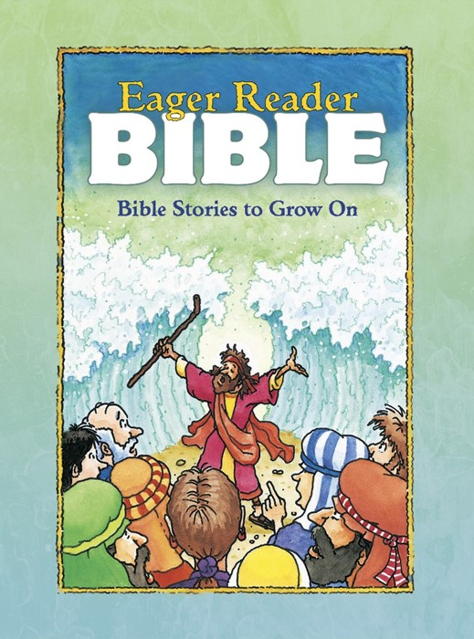 Eager Reader Bible (Hard Cover)