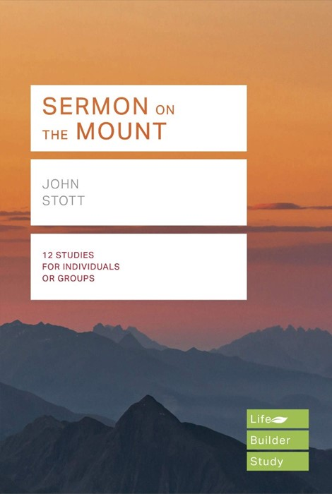 Lifebuilder: Sermon On The Mount (Paperback)