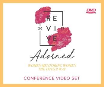 Adorned DVD (DVD)