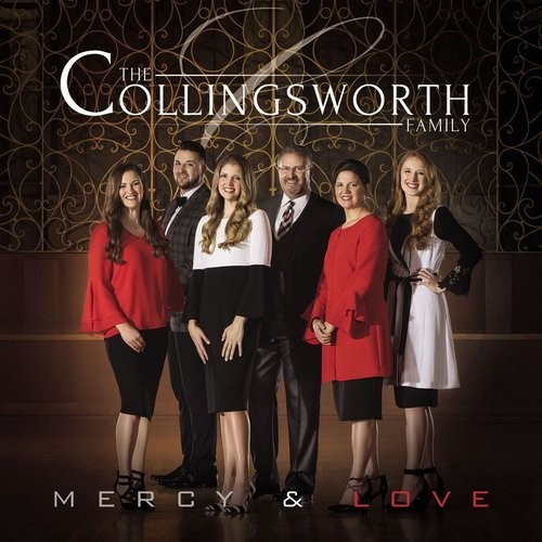 Mercy And Love CD (CD-Audio)