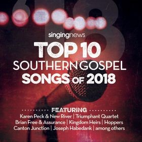 Singing News Top 10 2018 (CD-Audio)