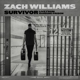 Survivor: Live From Harding Prison CD (CD-Audio)