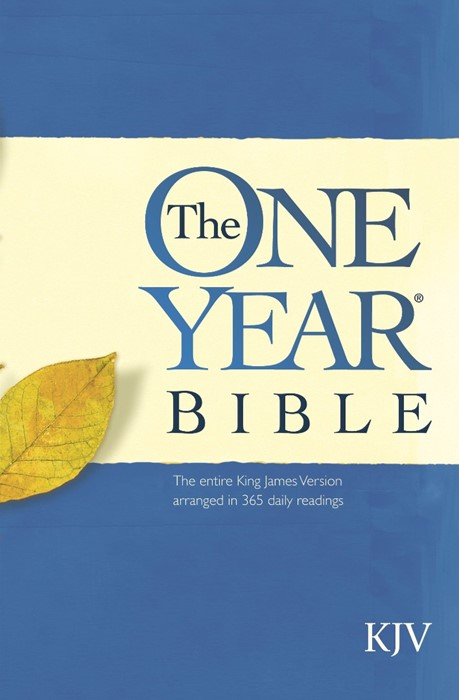 The KJV One Year Bible (Paperback)