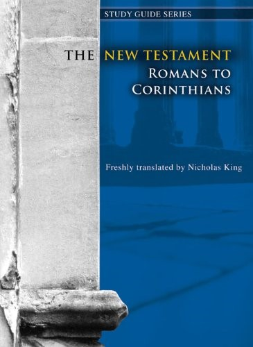 New Testament - Romans To Corinthians (Paperback)