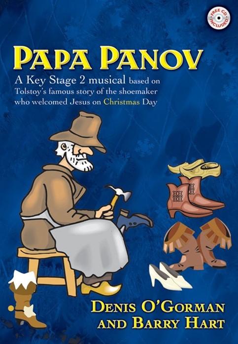 Papa Panov (Paperback)