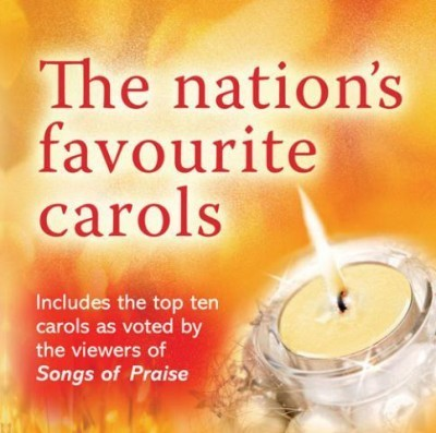 The Nation's Favourite Carols CD (CD-Audio)